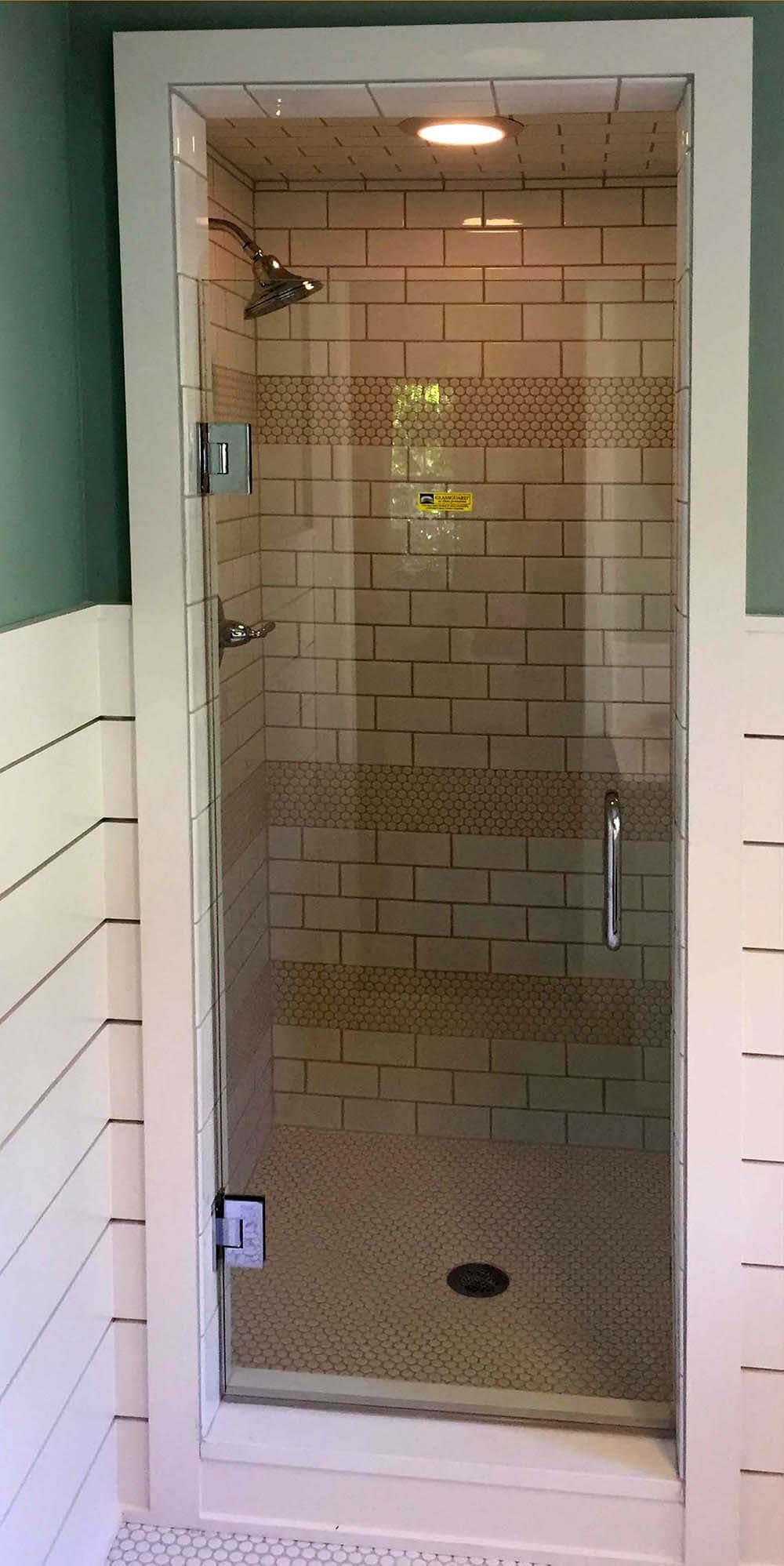 006 Single Door