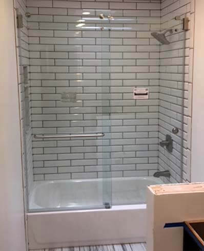 Titan Phantom Shower Doors