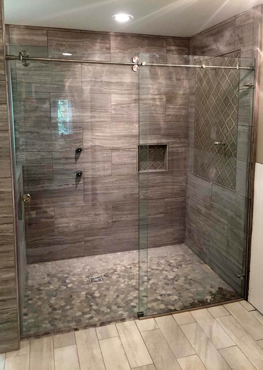 Skyline Shower Door